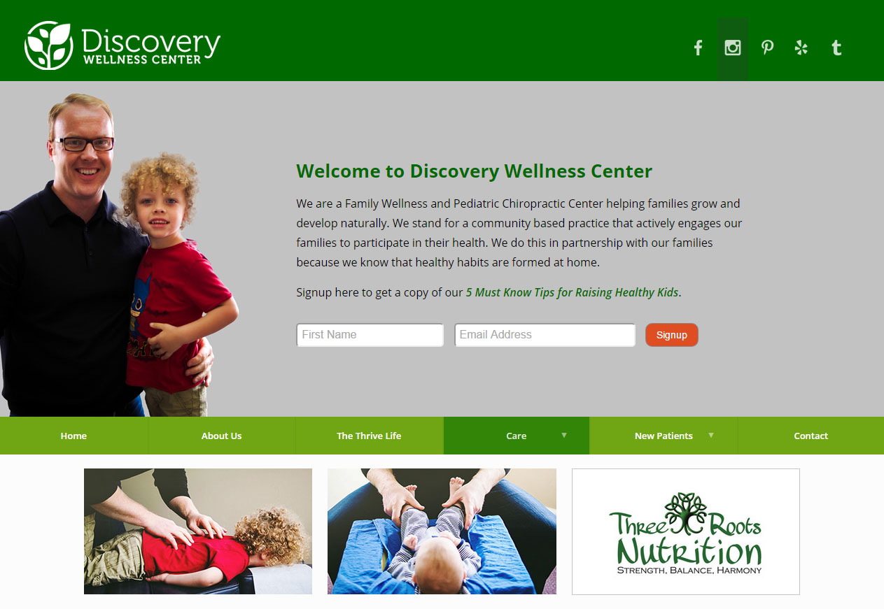 Discovery Wellness Center